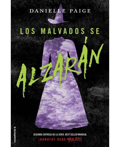 Los malvados se alzaran/ The Wicked Will Rise (Hardcover) (Danielle Paige) - image 1 of 1