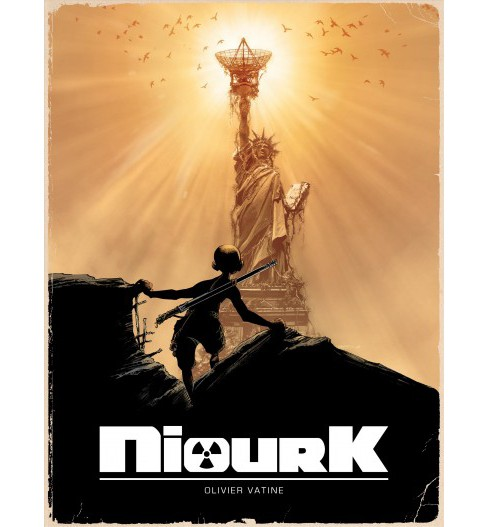 Niourk -  by Olivier Vatine (Hardcover) - image 1 of 1