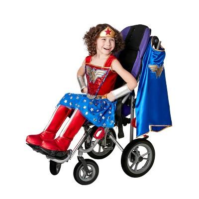 Kids' Adaptive DC Comics Wonder Woman Halloween Costume