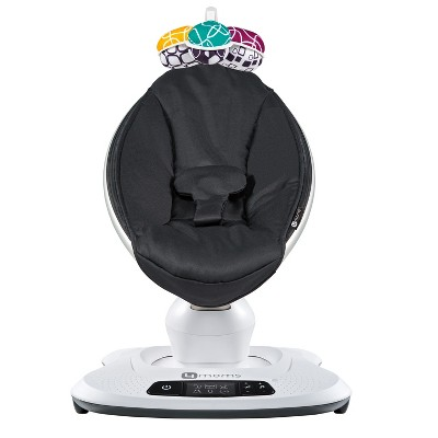 4moms mamaRoo 4.0 Baby Swing - Black