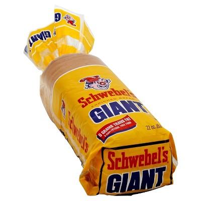Schwebel's Giant Sandwich Bread - 22oz