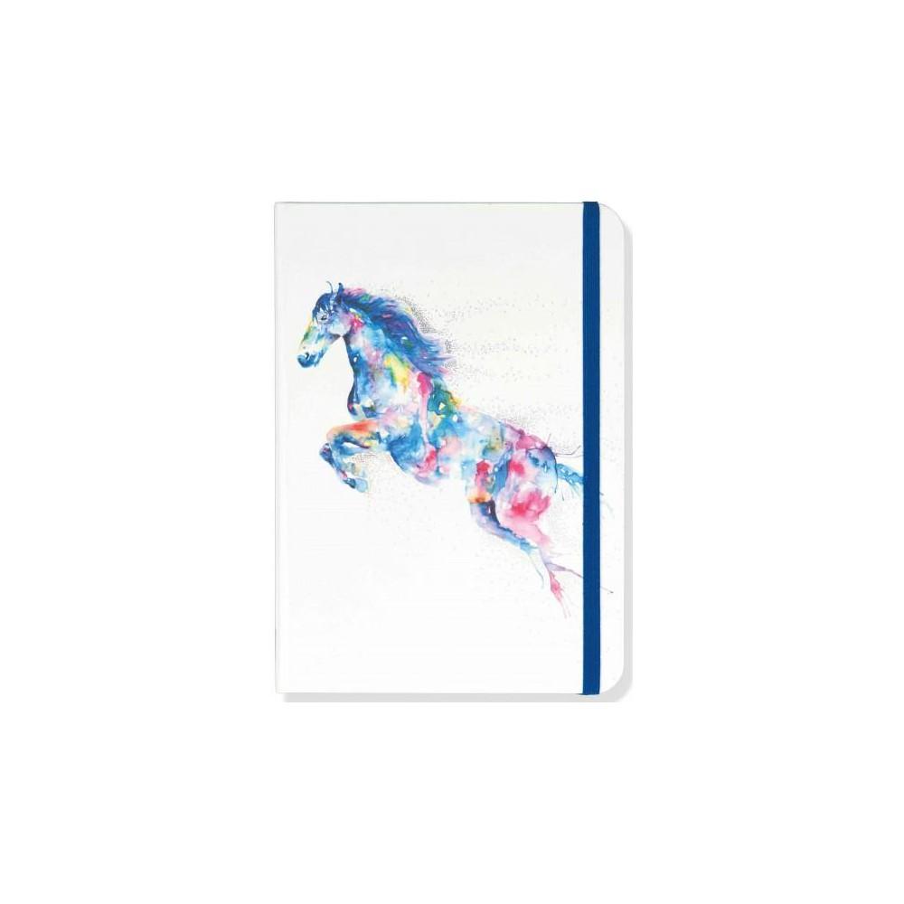 Watercolor Horse Journal (Hardcover) Watercolor Horse Journal (Hardcover)