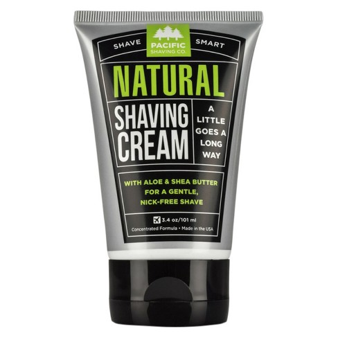 Pacific Shaving Co. Natural Shaving Cream - 3.4oz - image 1 of 1