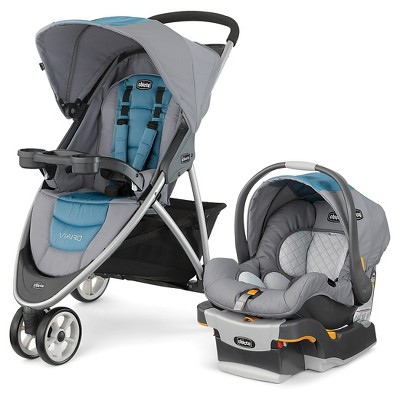 Chicco® Viaro Travel System Coastal