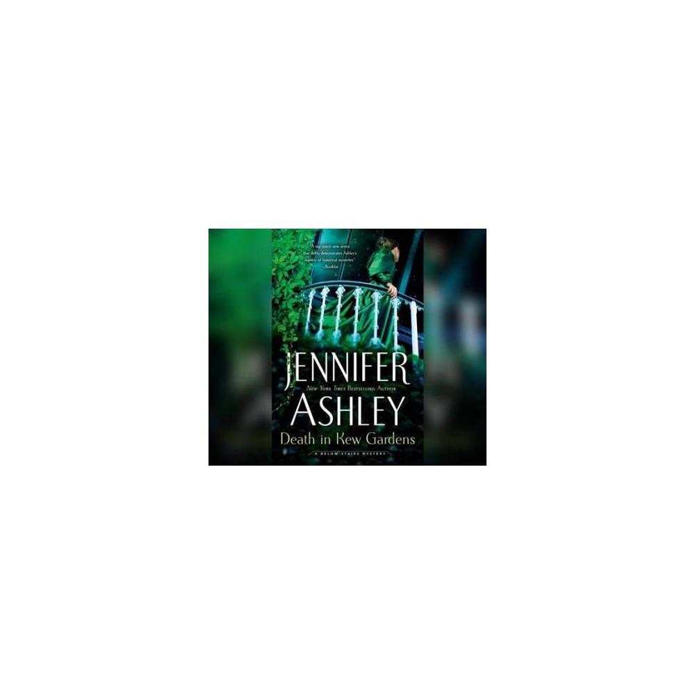 Death in Kew Gardens - MP3 Una by Jennifer Ashley (MP3-CD)