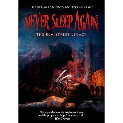 Never Sleep Again: The Elm Street Legacy (DVD)(2014)