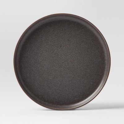 8.5  Tilley Stoneware Salad Plate Brown/Gray - Project 62™