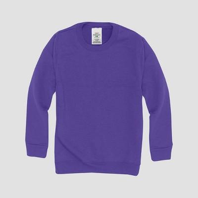 Hanes Kids' Comfort Blend Eco Smart Crew Neck Sweatshirt