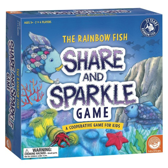 Rainbow Fish Share & Sparkle Game image number null