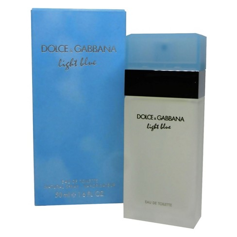 Dolce And Gabbana Eau De Toilette Women s Perfume Light Blue - 1.6 Fl Oz    Target 686ddd274a