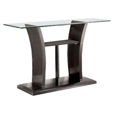 Gabriella Console Table Gray - HOMES: Inside + Out
