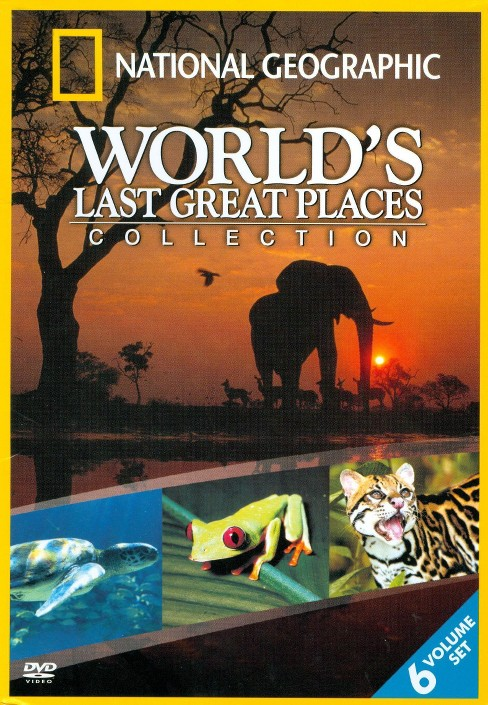 World's last great places collection (DVD) - image 1 of 1