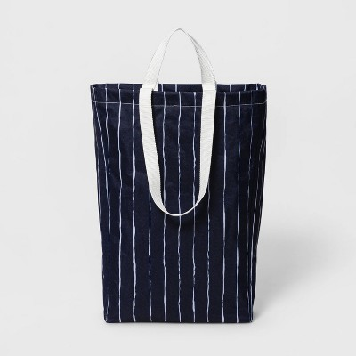 Laundry Tote Navy - Room Essentials™