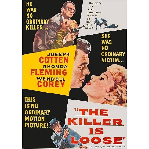 The Killer Is Loose (DVD) - image 1 of 1