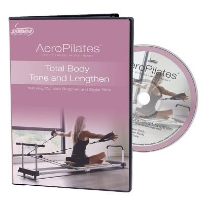 AeroPilates Total Body Tone and Lengthen (DVD)