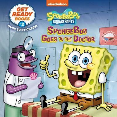 Get Ready Books #2: Spongebob Goes to the Doctor (Spongebob Squarepants) - (Pictureback(r)) by  Steven Banks (Paperback)