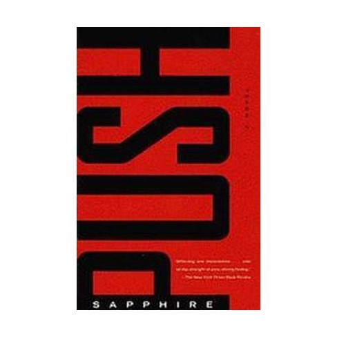 Push ( Vintage Contemporaries) (Reprint) (Paperback) by Sapphire - image 1 of 1