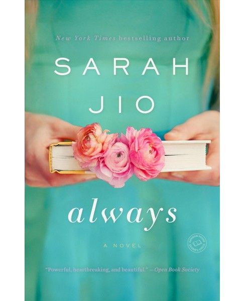 Always -  Reprint by Sarah Jio (Paperback) - image 1 of 1