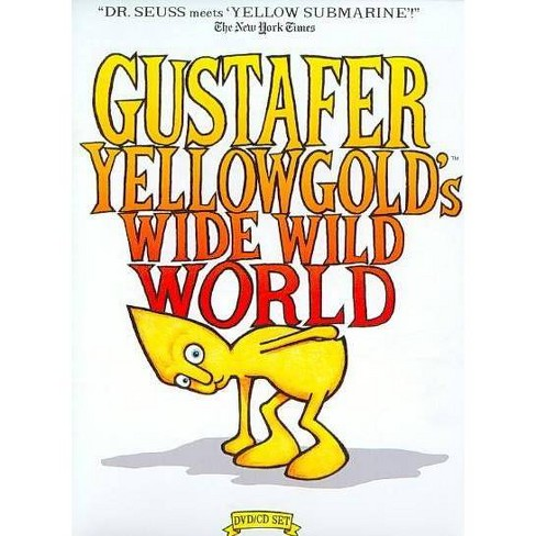 GUSTAFER YELLOWGOLD'S WIDE WILD WORLD (D (DVD) - image 1 of 1