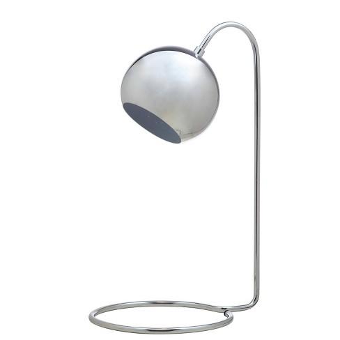 "Jana 22""H Table Lamp Chrome (Includes Energy Efficient Light Bulb) - Safavieh - image 1 of 3"