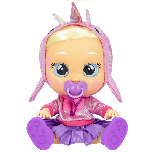 """Cry Babies Kiss Me Stella 12"""" Baby Doll - image 1 of 4"""
