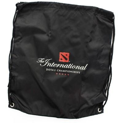 Crowded Coop, LLC DOTA 2 The International Championships Bag: Black
