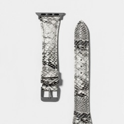 heyday™ Apple Watch Woven Band Snake Skin 38-40mm