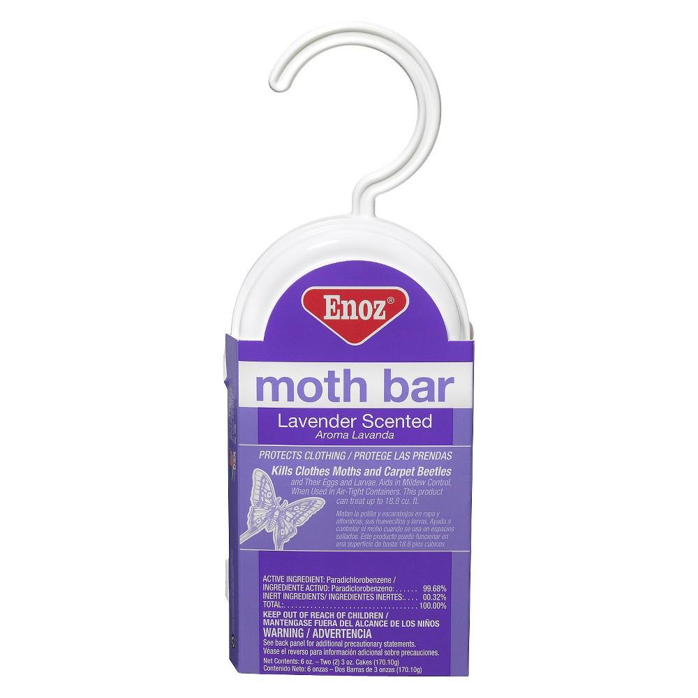 Enoz Lavender-Scented Moth Bar, Purple