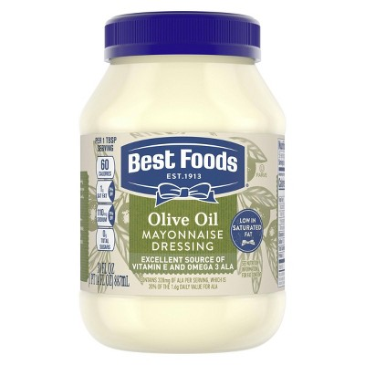 Mayonnaise: Best Foods with Olive Oil