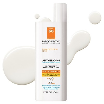 La roche posay anthelios 60 sunscreen