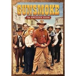 Gunsmoke: The Complete Nineteenth Season (DVD)