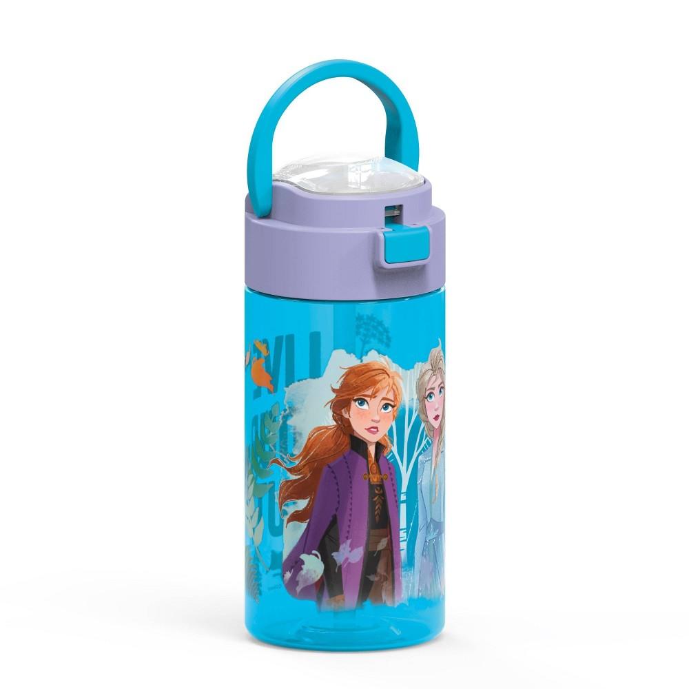 Frozen 2 18oz Plastic Flex Sip Water Bottle Zak Designs
