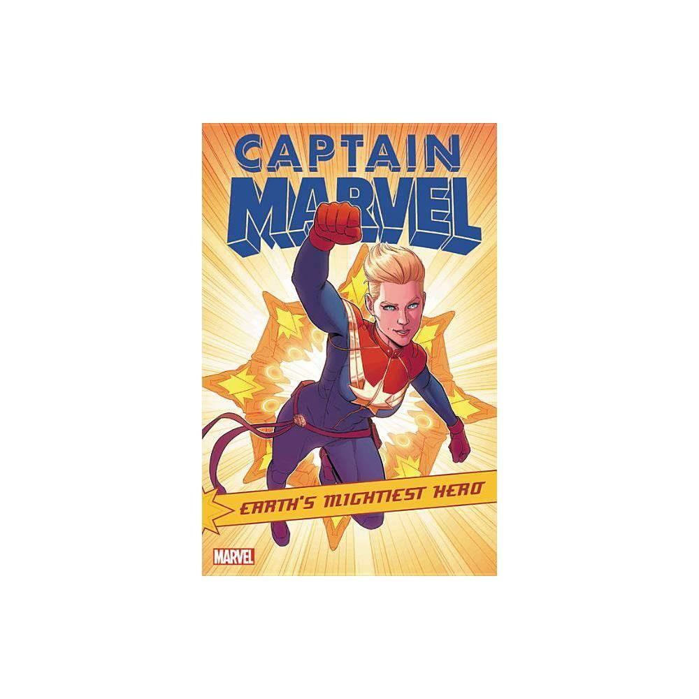 Captain Marvel Earth S Mightiest Hero Vol 5 Paperback