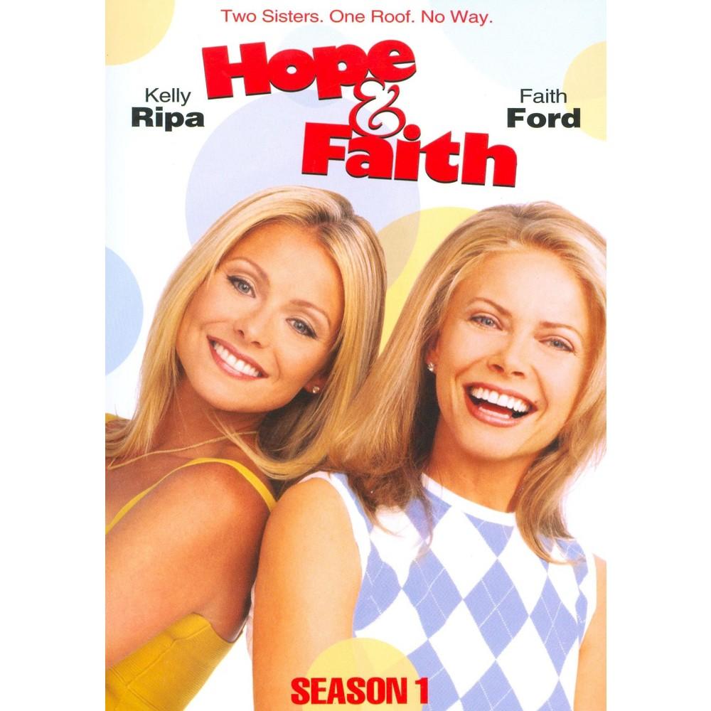 Hope & Faith: Season 1 [4 Discs]