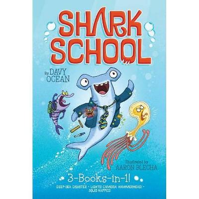 Shark School 10/16/2016 - by Davy Ocean (Paperback)