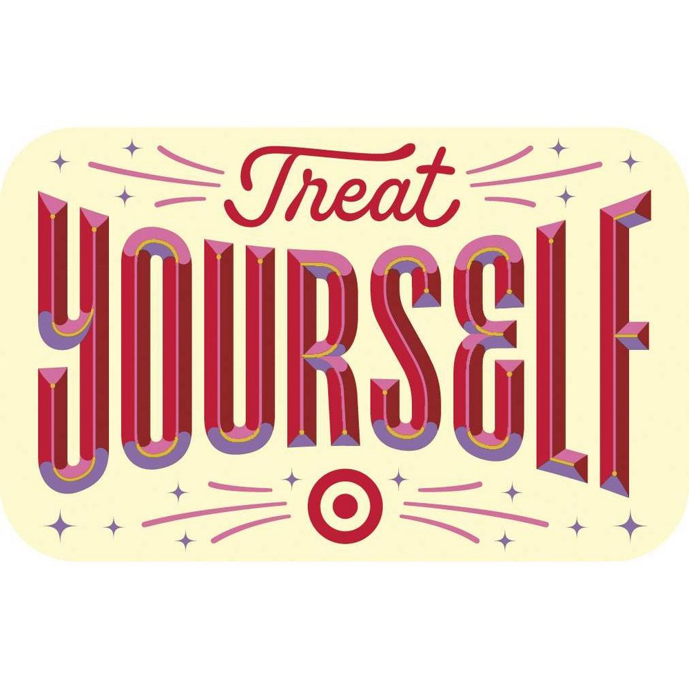 Treat Yourself Target Giftcard Treat Yourself Target Giftcard