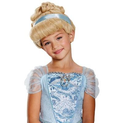 Disney Princess Cinderella Deluxe Child Wig