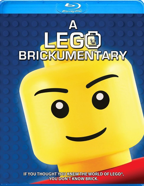 A LEGO Brickumentary (Blu-ray) - image 1 of 1