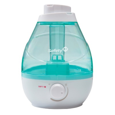 Safety 1st Ultrasonic 360° Cool Mist Humidifier - Seafoam