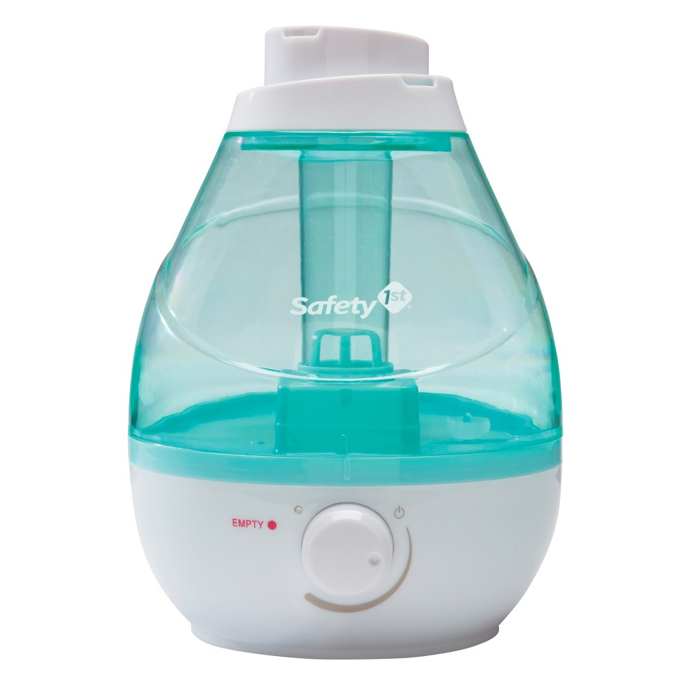 Image of Safety 1st Ultrasonic 360° Cool Mist Humidifier - Seafoam