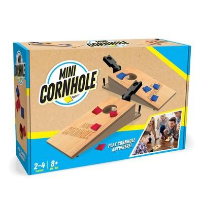 Mini Cornhole Board Game
