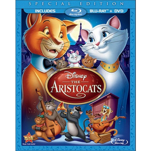 The Aristocats [Special Edition] [2 Discs] [Blu-ray/DVD] - image 1 of 1