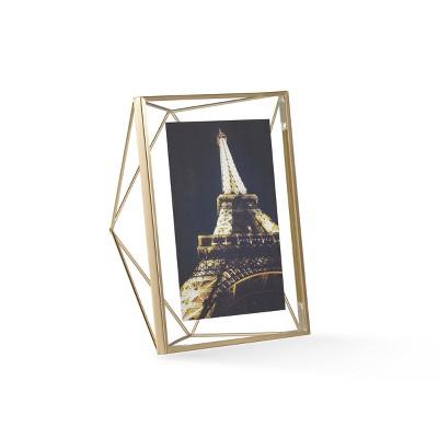 Prisma 5X7 Photo Display - Matte Brass - Umbra