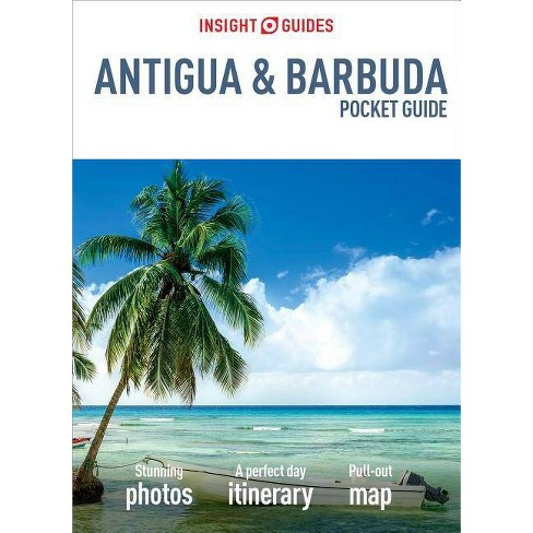 Insight Guides Pocket Antigua & Barbuda (Travel Guide with Free Ebook) - (Insight Pocket Guides) - image 1 of 1