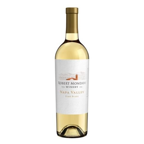 Robert Mondavi Napa Valley Fume Blanc White Wine - 750ml Bottle - image 1 of 3