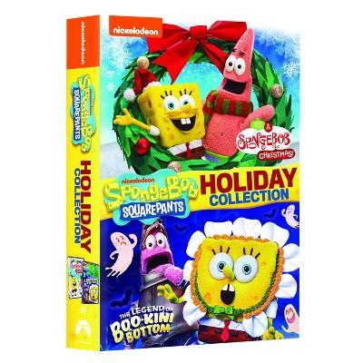 SpongeBob Squarepants: Holiday 2 Pack (DVD)