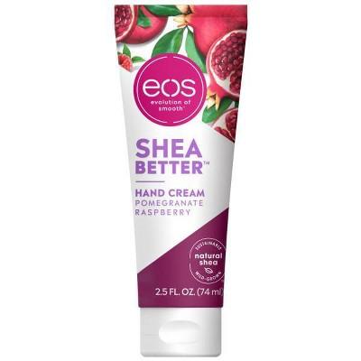 eos Shea Better Hand Cream - Pomegranate Raspberry - 2.5 fl oz