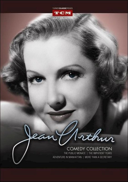 Jean arthur comedy collection (DVD) - image 1 of 1