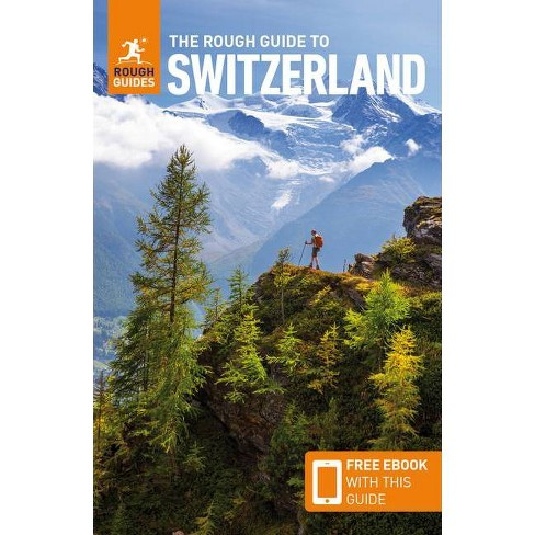 The Rough Guide to Switzerland (Travel Guide with Free Ebook) - (Rough Guides) 6 Edition (Paperback) - image 1 of 1