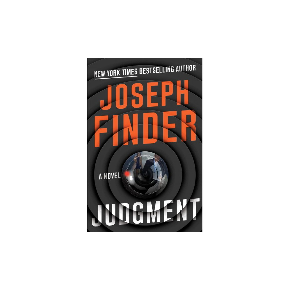 Judgment - by Joseph Finder (Hardcover)